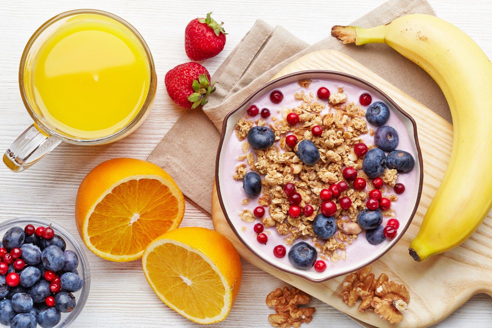 mit kell enni, hogy lefogy és energiát kapjon